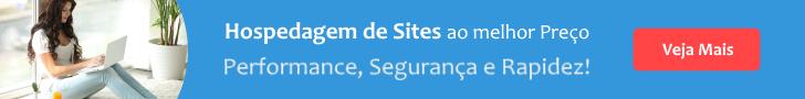 Hospedagem de Sites com cPanel, Domínio, Emails, PHP, Mysql, SSL grátis e Suporte 24h