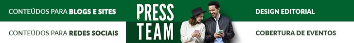 Press Team Comunicação | Produção de Conteúdos Jornalísticos (Texto, Vídeo, Fotografia, Áudio e Multimédia)